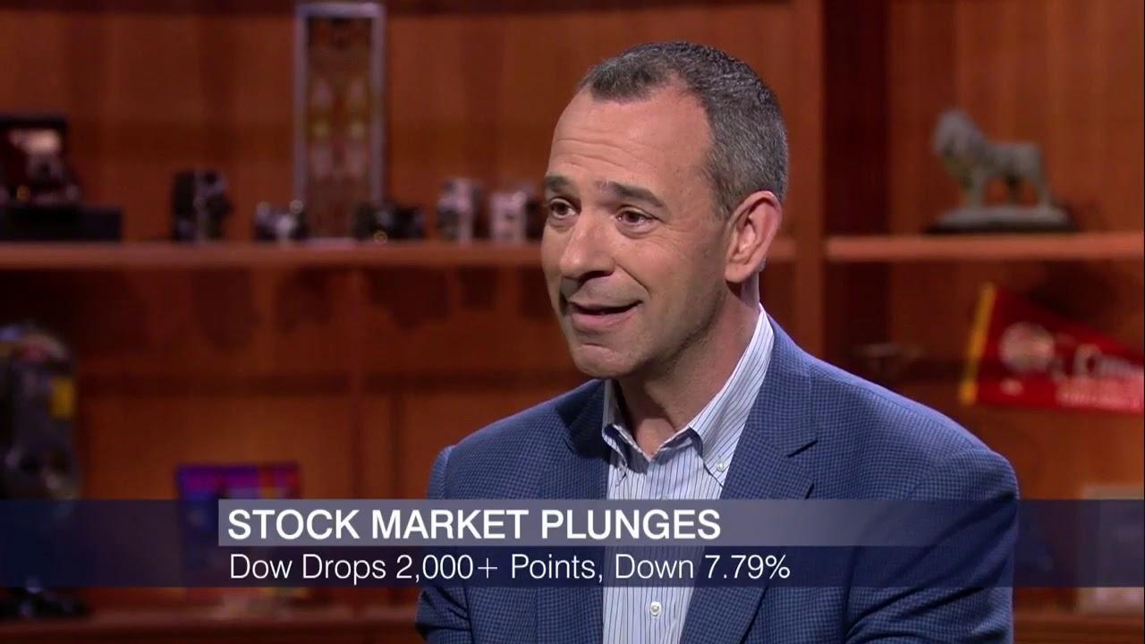 Marc Horner Discusses Stocks Oil Wars, Coronavirus Fears on Chicago Tonight (03.09.2020)