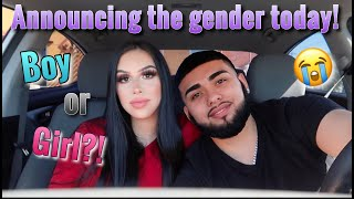 FINDING OUT THE GENDER OF OUR BABY! | TZF