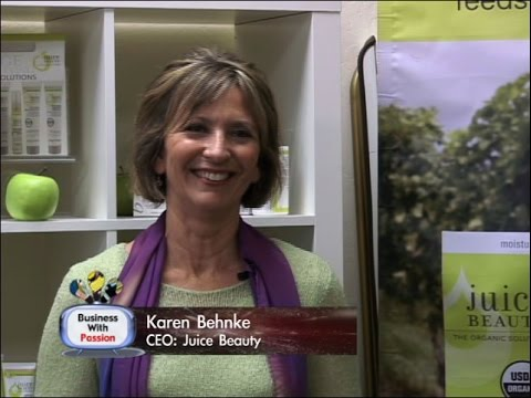 Business With Passion: Karen Behnke