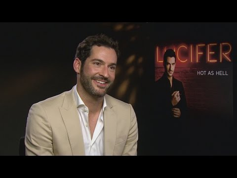LUCIFER: Tom Ellis on playing the devilish character & if he wishes he had the same power over women