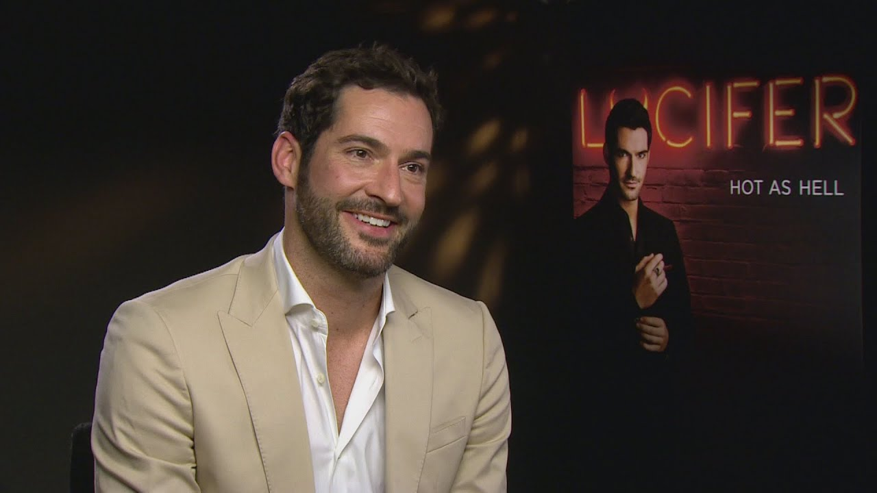 Tom Ellis talks about playing Lucifer