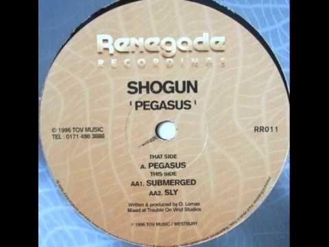 Shogun - Submerged