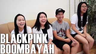 BLACKPINK- Boombayah (Reaction Video)