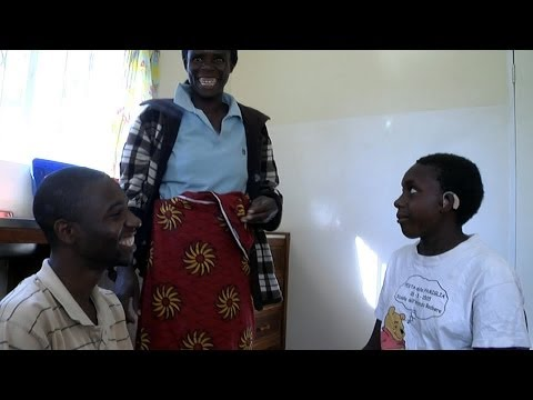 ENT Vehicle in Zambia - Enedy's story