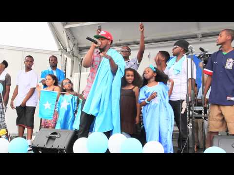 KAY  SOMALI INDEPENDENT DAY IN MINNEAPOLI 2012