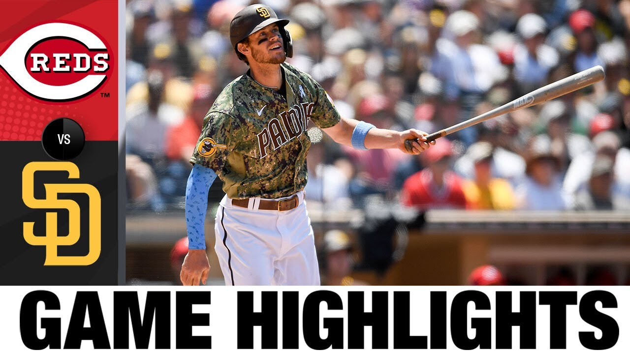 Download Reds vs. Padres Game Highlights (6/20/21) | MLB Highlights