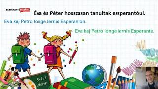 Eszperantó Online Kurzus konzultációja 01. https://szanyelcsaba.hu https://youtu.be/S3tFbgdx4Eo