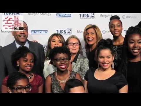 Derek Jeter's Turn 2 Foundation Gala