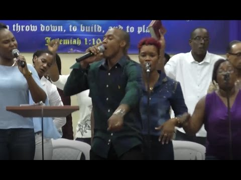 Praise and Worship Songs at GWIF Jamaica