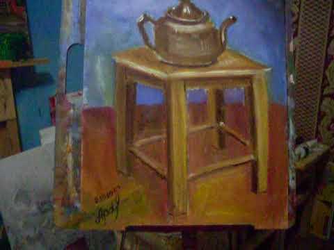 Картина маслом живопись