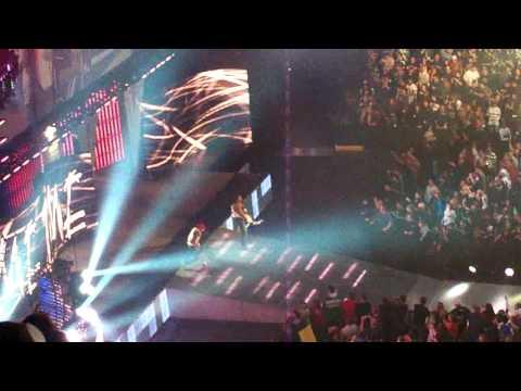 WWE Survivor Series 2008 Team HBK Entrances