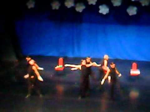 plesni klub Elektra, pop jazz dance