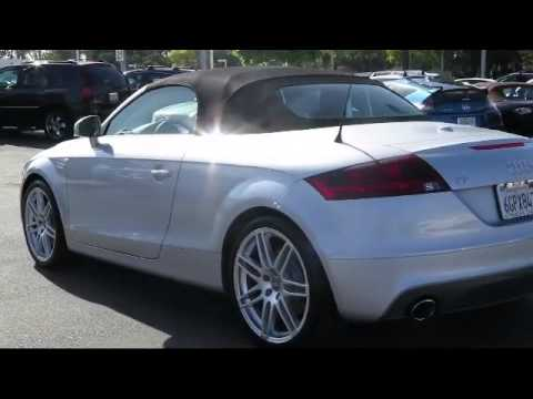 2008 Audi Tt Convertible 3.2l Roadster San Jose San ...
