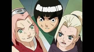 Naruto vs Kiba