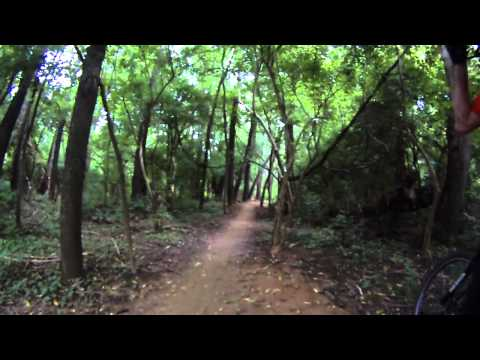 Veterans Park Mountain Bike Trails
