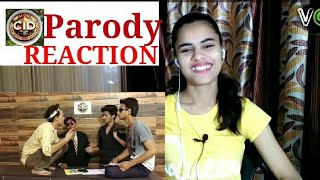 CID Parody | A Mastermind Kidnapper | Round2hell  | R2h - Reaction