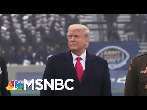 It's Over: Watch MAGA Elector Confronted By Certified Vote On Live TV | The Beat With Ari Melber