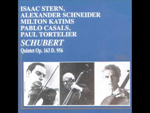 Schubert-Quintet in C Major op. 163, D. 956 (Complete)
