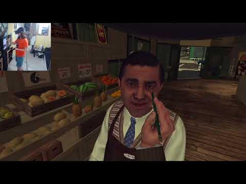 Plazethrough: L.A. Noire: The VR Case Files (Part 9)
