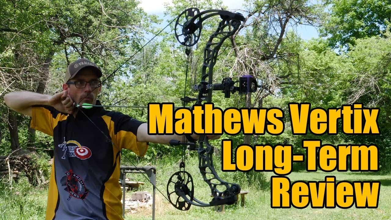 Mathews Vertix Hunting Bow Review