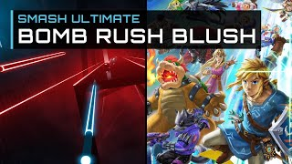Gambar cover Smash Ultimate OST: Bomb Rush Blush - 100% on Expert+ - Beat Saber