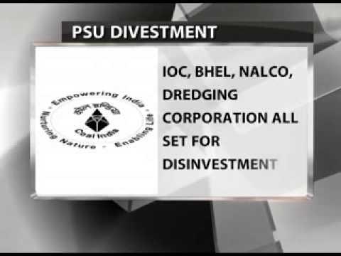 Coal India divestment tomorrow