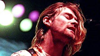 Heart shaped box 3/1/1994 final Nirvana song