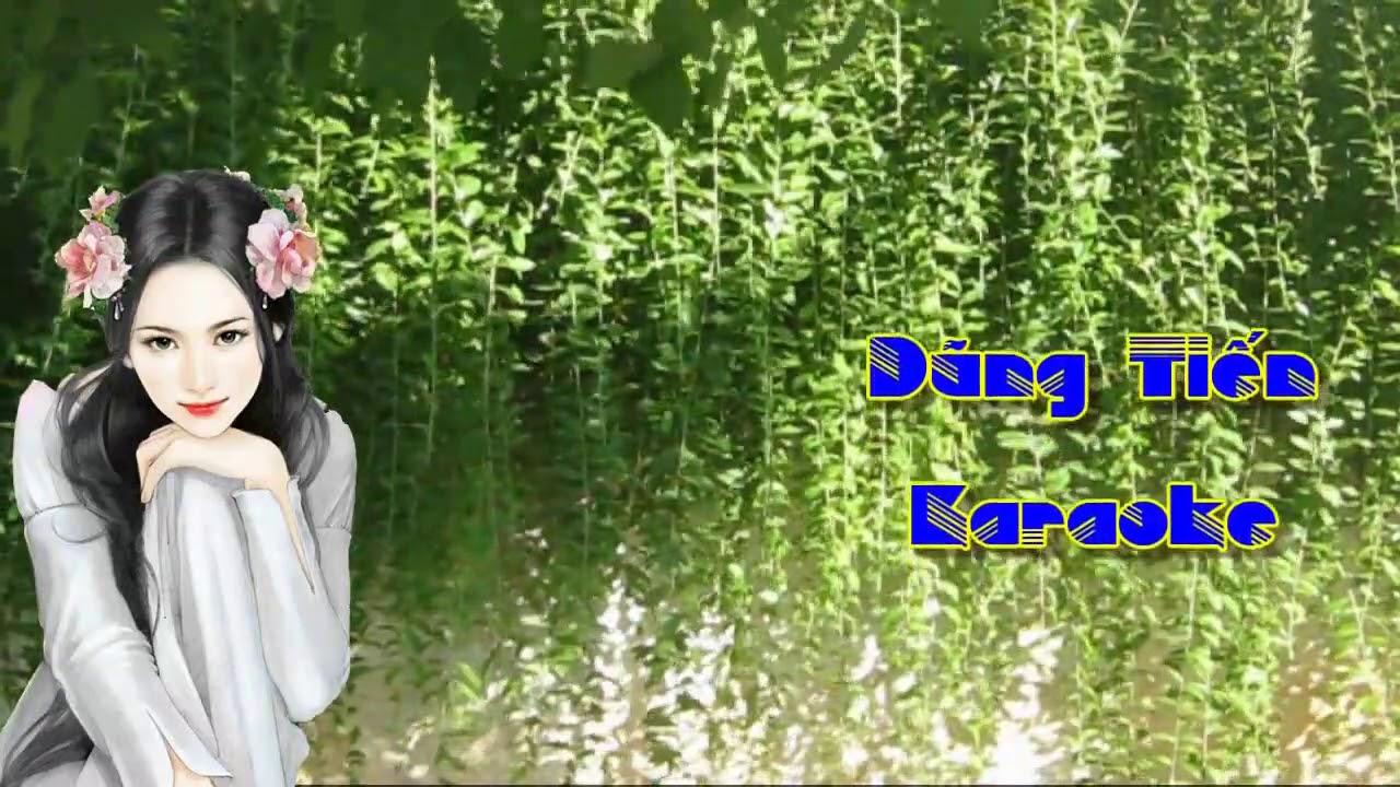 [Karaoke] TẠ TÌNH - Hoàng Thi Thơ (Giọng Nữ)