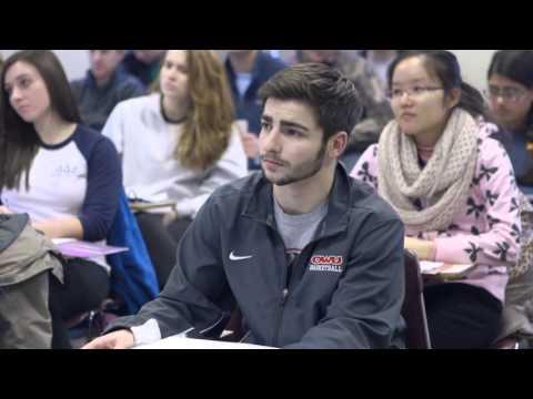 Ohio Wesleyan University: Nate Axelrod