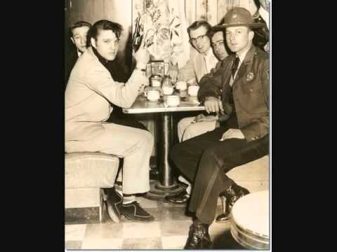 Elvis Presley Live-Good Rockin' Tonight (19 March 1955)-Houston