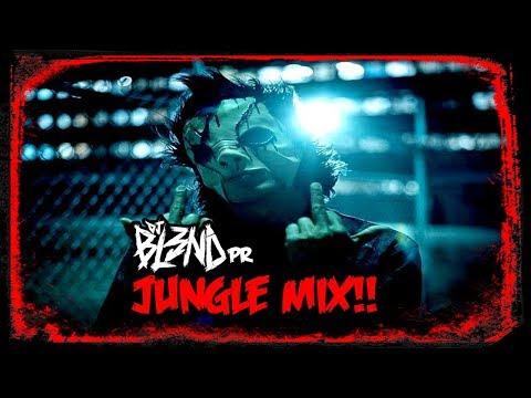 (JUNGLE MIX) - DJ BL3ND PR
