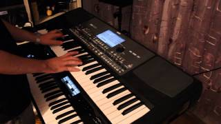 Sting - Fields of Gold - Korg Pa600 Style