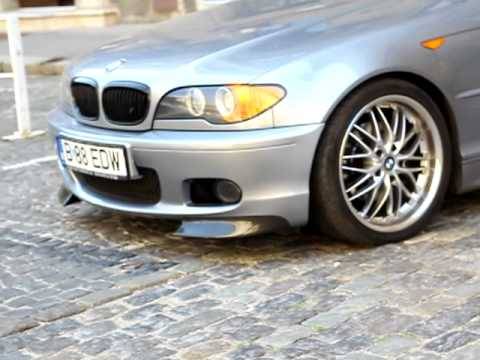 Bmw E46 Coupe EDW