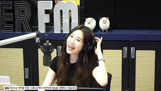 [20210610] Girl's Day YURA for SBS Power FM '영스트리트 (Young St…