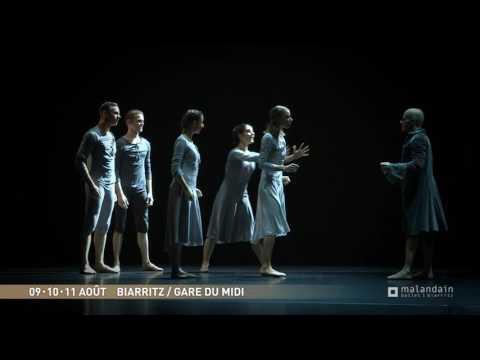 Malandain Ballet Biarritz : La Belle & la Bête - Biarritz - 9,10 et 11 août - 21h