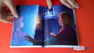 Frozen - Uma Aventura Congelante (Digibook Personalizado)