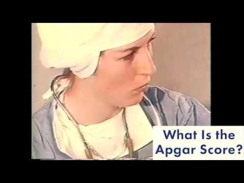 Dr. Virginia Apgar teaches the Apgar Score [1964]