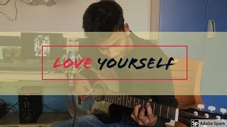 Download JUSTIN BIEBER - Love Yourself (Cover by Stranger) MP3 song and Music Video