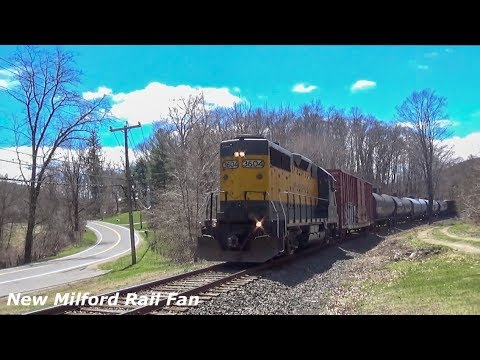 Housatonic Railroad NX12 In Kent, CT