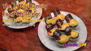 Elastic FM Family Food Challenge 2016