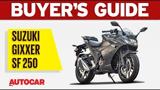 Suzuki Gixxer SF 250 - Where Does it fit in the market? | Buyer's Guide | Autocar India