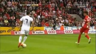 Cristiano Ronaldo v Standard Liege Away HD 2010-11