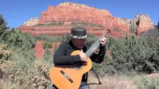 Michael Lucarelli - A Whisper to the Wind (original) classical guitar