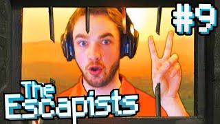 ESCAPE TIME...! - The Escapists #9