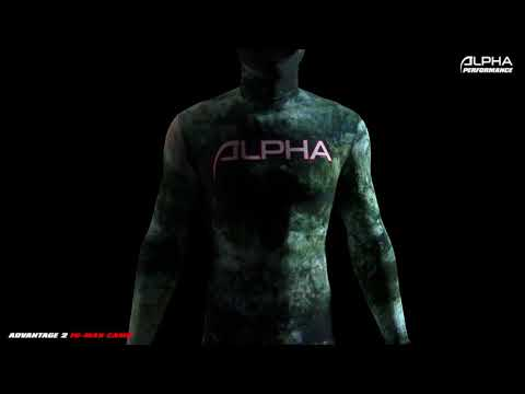 Spearfishing - Wetsuits - Advantage 2 Camo - Freediving Wetsuit