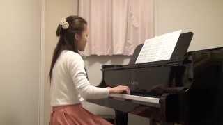 赤いスイートピー ピアノ弾き語り