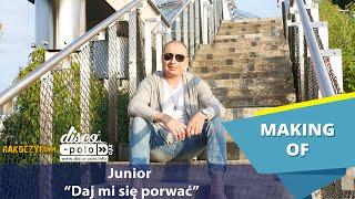 Junior - Daj mi się porwać - Making of (Disco-Polo.info)