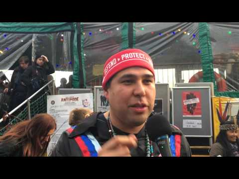 INTERVIEW: Dallas Goldtooth of the Indigenous Environmental Network