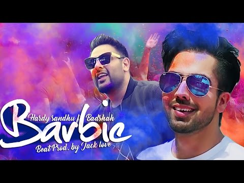 Barbie - Hardy Sandhu ft. Badshah | New 2017 Urban/hiphop Beat | hardy sandhu ft. badshah type beat
