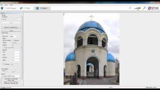How to create tiled panorama with STOIK PanoramaMaker